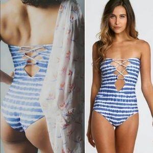 Acacia Swimwear Rare Bronx Pacific Tides FullPC